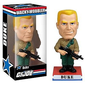 Wacky Wobblers G.I Joe Bobbleheads: Duke