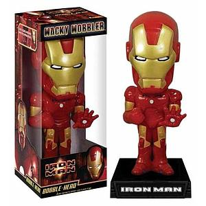 Wacky Wobblers Iron Man Bobbleheads: Iron Man
