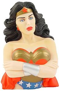 DC Comics 1/4 Wonder Woman Bust Bank