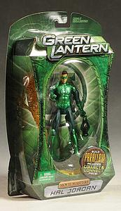Mattel Movie Masters Green Lantern: Hal Jordan (Build Parallax Piece)