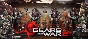 Gears of War 2 Box Sets: Locust Hive