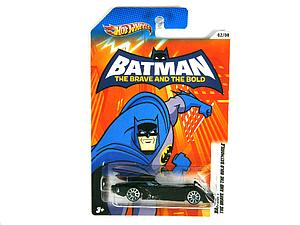 Hot Wheels The Brave & the Bold Die-Cast Cars: The Batmobile (2/8)