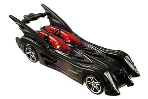 Hot Wheels Batman Begins Die-Cast Cars: Batman Affinity (5/8)