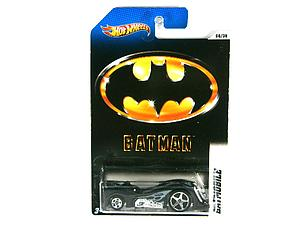 Hot Wheels Batman Die-Cast Cars: Batmobile (8/8)