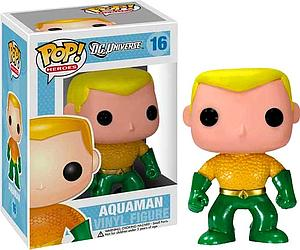 Pop! Heroes DC Vinyl Figure Aquaman #16 (Retired)