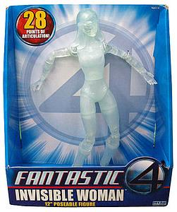 Toybiz Marvel Fantastic Four Movie 12 Inch: Invisible Woman
