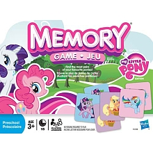 Memory Challenge: My Little Pony