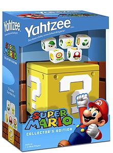 Yahtzee: Nintendo Super Mario Collector's Edition