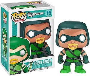 Pop! Heroes DC Vinyl Figure Green Arrow #15 (Retired)