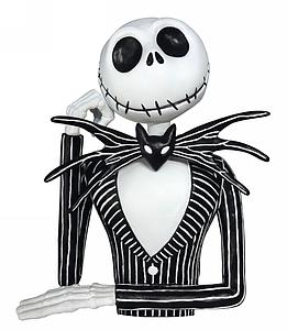 Nightmare Before Christmas Bust Bank: Jack