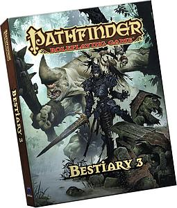 Pathfinder Roleplaying Game: Bestiary 3