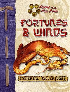 Legend of the Five Rings: Fortunes and Winds