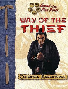 Legend of the Five Rings: Way of the Thief