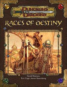 Dungeons & Dragons: Races of Destiny