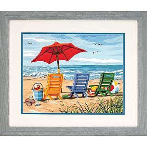 Beach Chair Trio (91316)