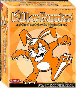 Killer Bunnies & the Quest for the Magic Carrot: Orange Booster Deck