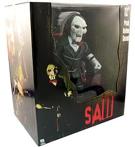 Saw 12 Inch Billy the Puppet Doll with Tricycle