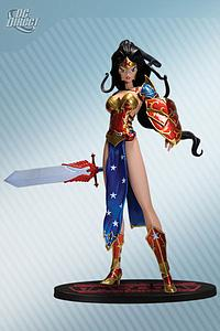 DC Direct Ame-Comi Heroine-Series Ame-Comi 9 Inch Series Wonder Woman