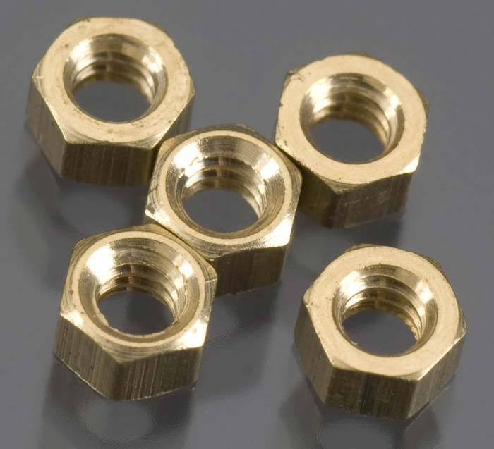 2-56 Hex Nuts Hob-Bits [5 Pack] (884)