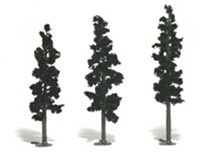 "2 1/2-6""Realistic Pine Tree Kits [24 Pack] (1113)"
