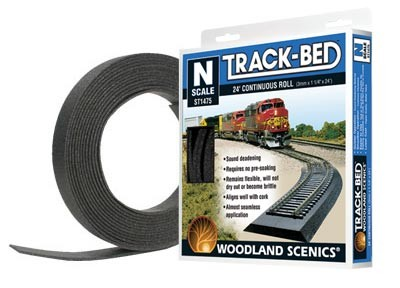 24' Track Bed Roll (1475)