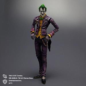 "Square Enix DC Batman Arkham Asylum Kai 8"" Series The Joker"
