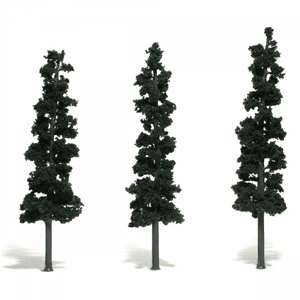 "7-8"" Green Conifer Pines [3 Pack] (1563)"