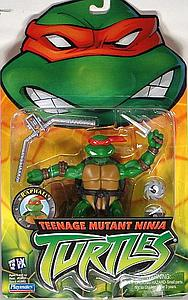 Playmates 2003 Teenage Mutant Ninja Turtles: Raphael (Canadian Packaging)
