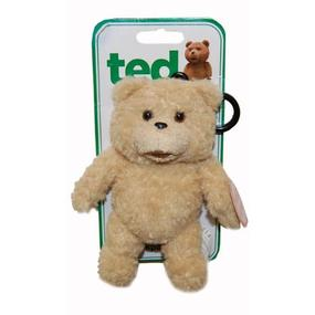 Ted 3 Inch Talking Backpack Plush: Clean