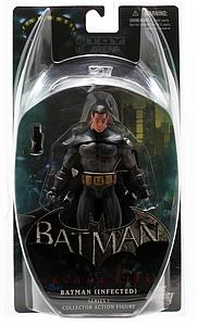 "DC Direct Arkham City Batman 6"" Series 1 Infected Batman"
