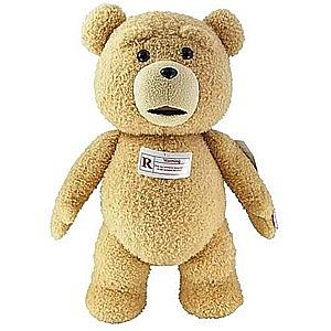 Ted 24 Inch Talking Plush Doll: R-Rated