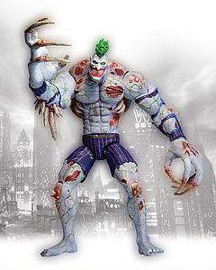 "DC Direct Arkham City Batman 11"" Series Titan Joker"