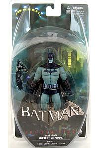 "DC Direct Arkham City Batman 6"" Series 2 Detective Mode Batman"