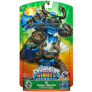 "Skylanders Giants 5"" Character Pack: Gnarly Tree Rex"