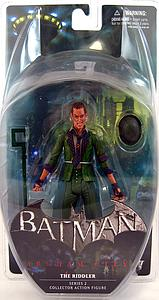 "DC Direct Arkham City Batman 6"" Series 2 The Riddler"