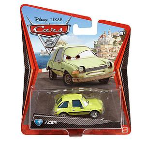 Mattel Disney Cars Die-Cast 1:55 Scale Toy: Acer #12