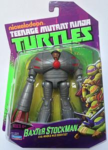 Nickelodeon Playmates Teenage Mutant Ninja Turtles: Baxter Stockman (US Packaging)