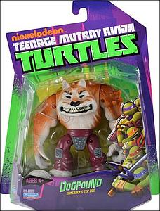 Nickelodeon Playmates Teenage Mutant Ninja Turtles: Dogpound (US Packaging)