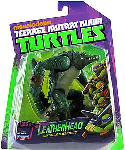 Nickelodeon Playmates Teenage Mutant Ninja Turtles: Leatherhead (US Packaging)