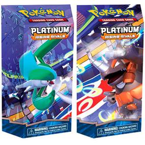 Pokemon Trading Card Game Platinum Rising Rivals Theme Deck