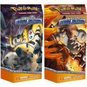 Pokemon Trading Card Game Diamond & Pearl Legends Awakened Theme Deck