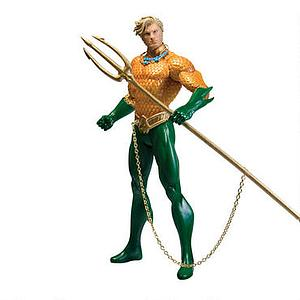 DC Direct The New 52 Justice League 6 Inch Series 1 Aquaman