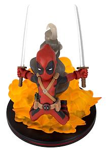 Q-Fig Figure Deadpool Lootcrate Exclusive