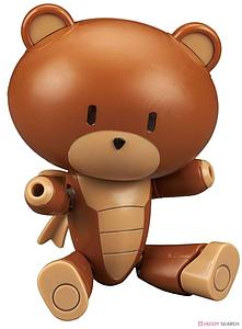 Gundam High Grade Petit'Gguy 1/144 Scale Model Kit: #006 Petit'gguy Chachacha Brown
