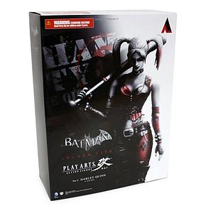 Square Enix Batman Arkham City Play Arts Kai: Harley Quinn