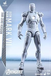 Iron Man Mark VII (Sub-Zero Version) Exclusive