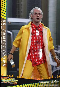 Dr. Emmett Brown (Exclusive)