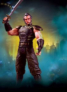 "DC Direct Arkham City Batman 6"" Series 3 Ra's Al Ghul"