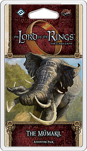 The Lord of the Rings: The Card Game - The Mûmakil