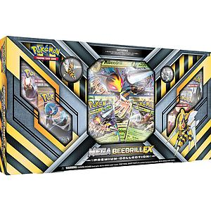 Pokemon Trading Card Game: Mega Beedrill-EX Premium Collection Box